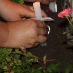 e plant candle
